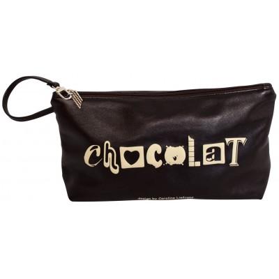 Trousse de sac chocolat