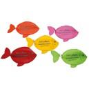 "Porte-monnaie ""petit poisson deviendra grand"""