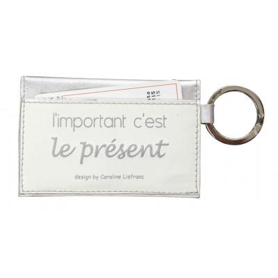 Porte-clés l'important c'est...