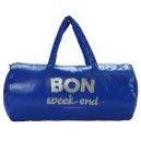Sac bon week end bleu
